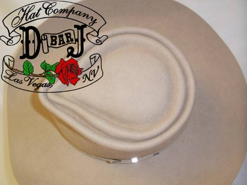Historical   Military Roy Rogers Roy Rogers Hat Crease Back to Gallery 09009bf23d1